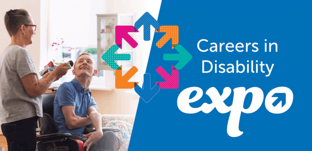 careers in disability expo