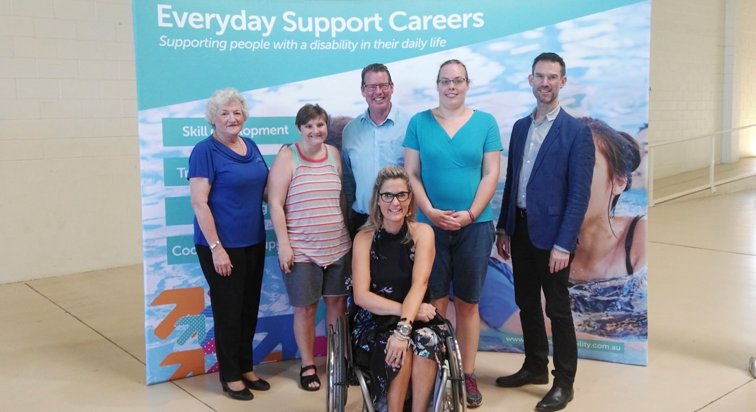 Rockhampton Careers in Disability Expo 28th March 2018