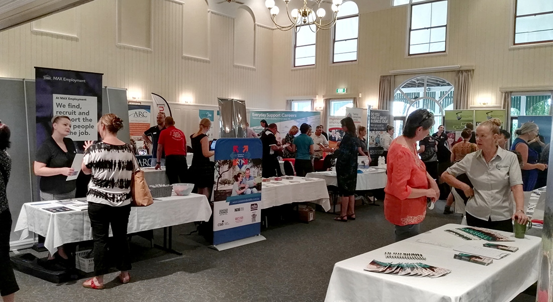 Cairns Careers in Disability Expo 11th May 2018