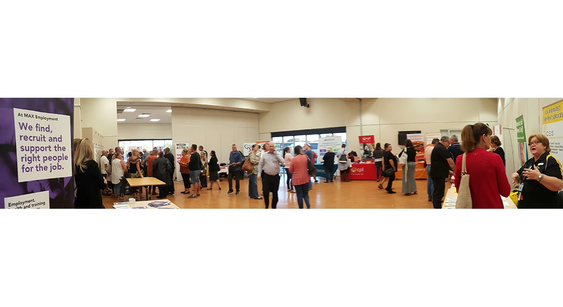 Hervey Bay Careers in Disability Showcase 29th May 2018