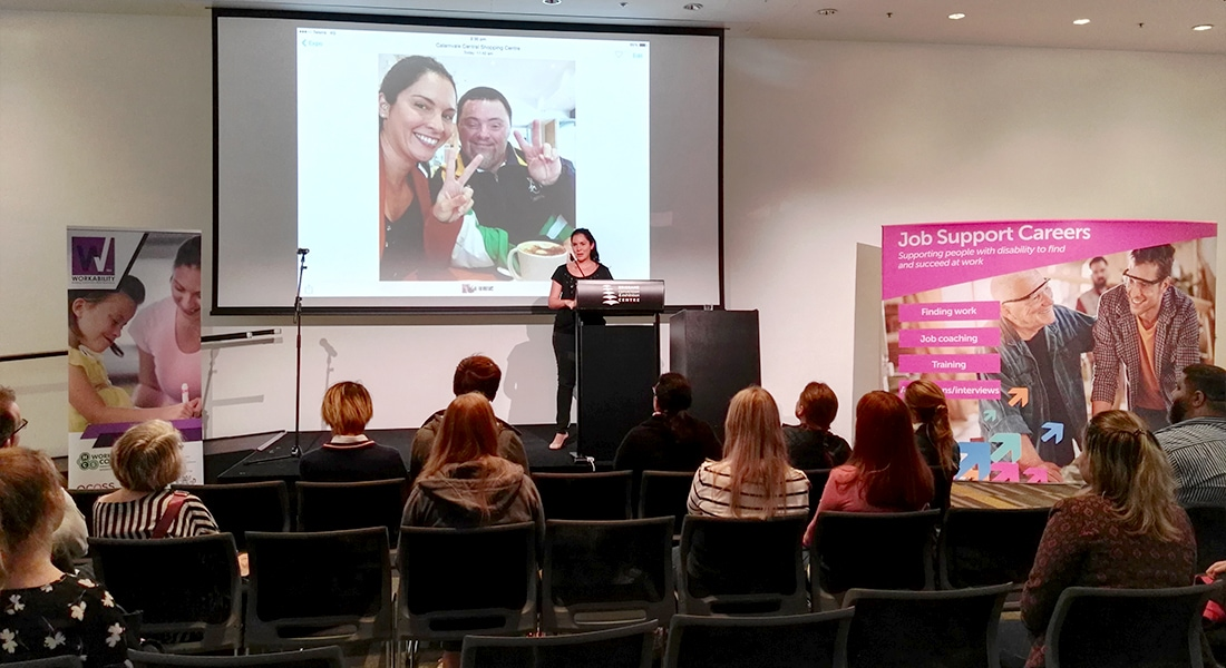 Brisbane Careers in Disability Expo Presentation